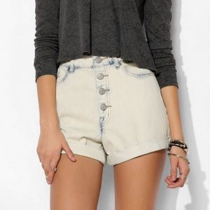 """BDG """"Foxy"""" high rise shorts from Urban Outfitters"""